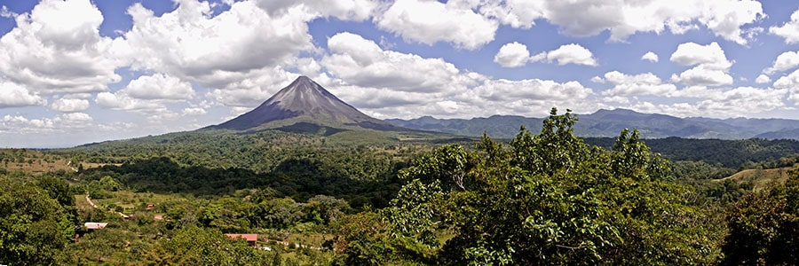 Information and Hotel on Arenal | Tico Travel