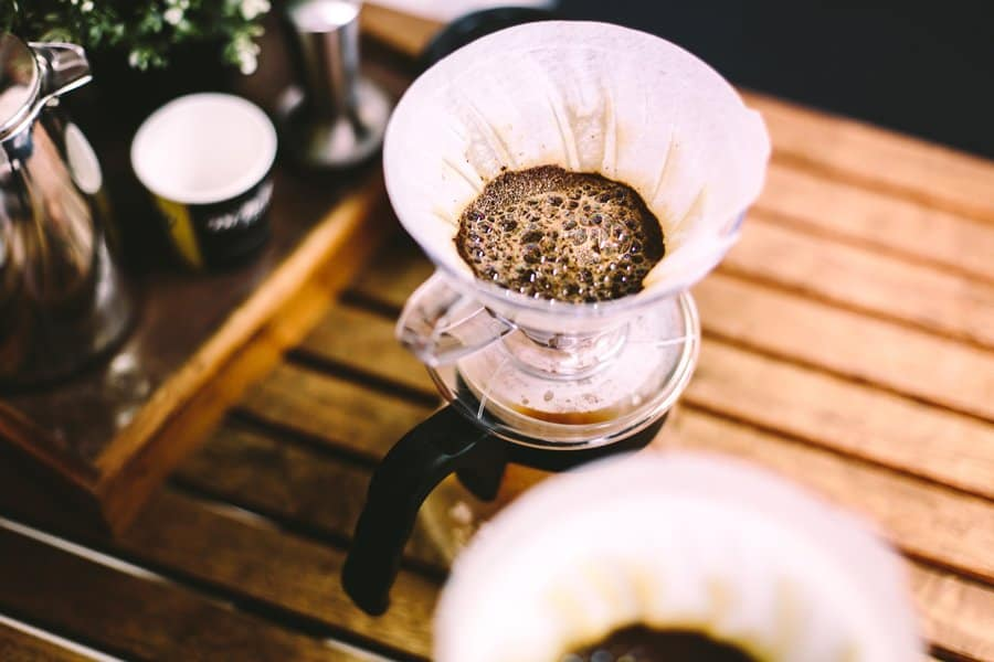 Costa Rica Cofee with a V60