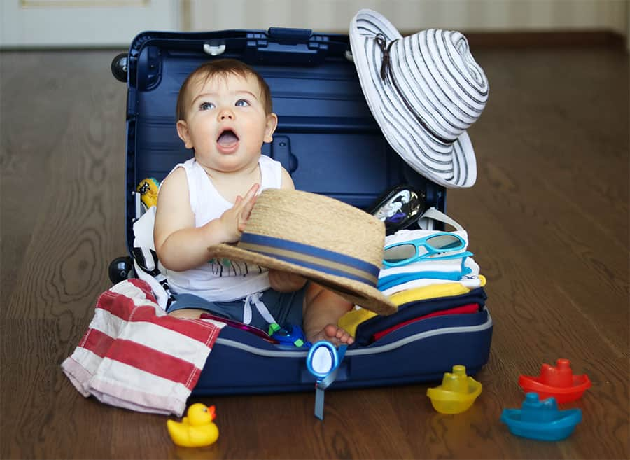 Travel in Costa Rica with a Baby