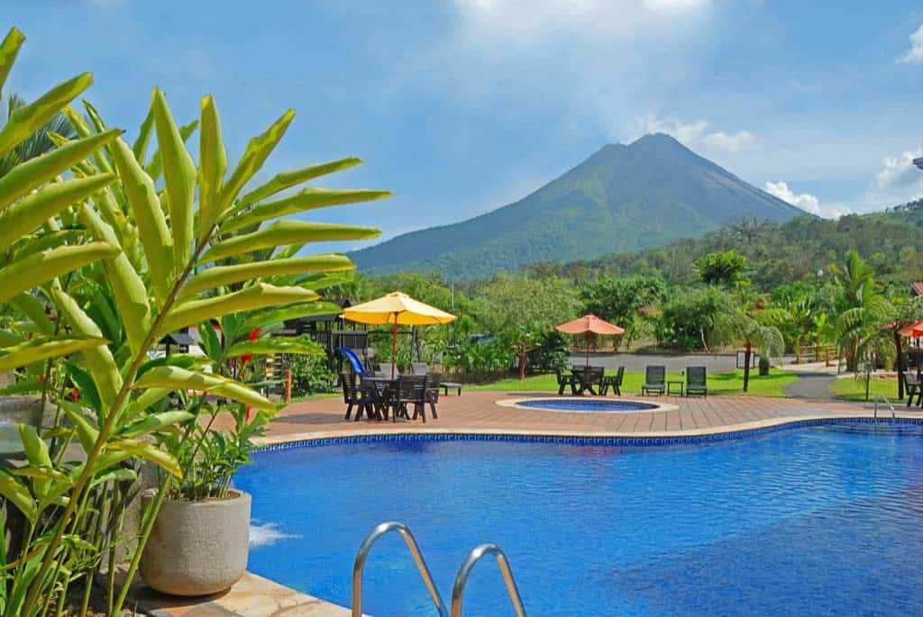 The Bet Hotels in Arenal Costa Rica