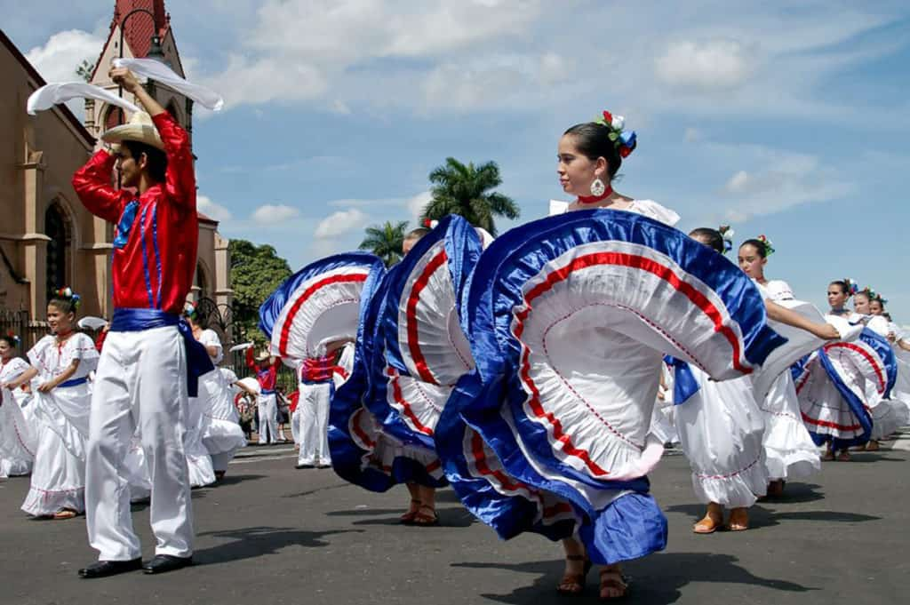Costa Rica Indepdence Day