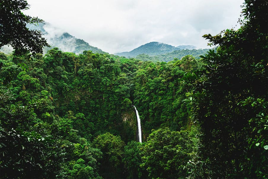 Costa Rica Protected Lands
